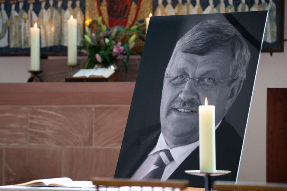 Der hessische Regierungspräsident starb durch einen Kopfschuss.