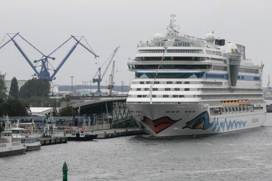 Report: So viele Rettungsboote haben Kreuzfahrtschiffe wirklich!