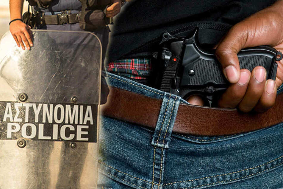 Flüchtlinge bilden Banden und bewaffnen sich auf dem Schwarzmarkt