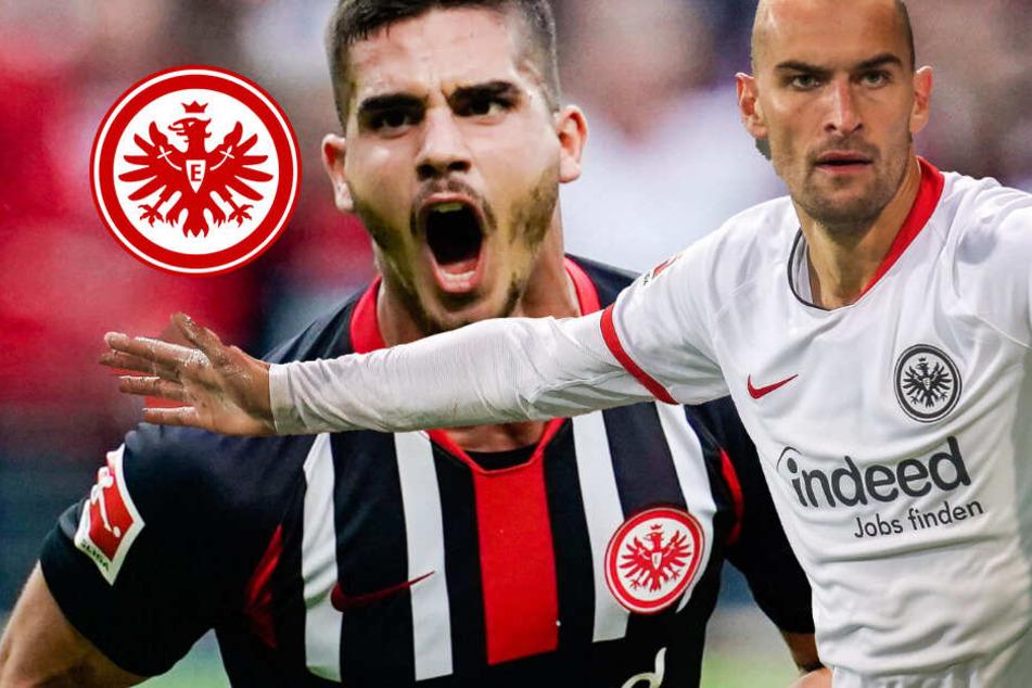 Ohne Dost und Silva in der Euro-League: Eintracht mit Sturmproblem gegen Lüttich
