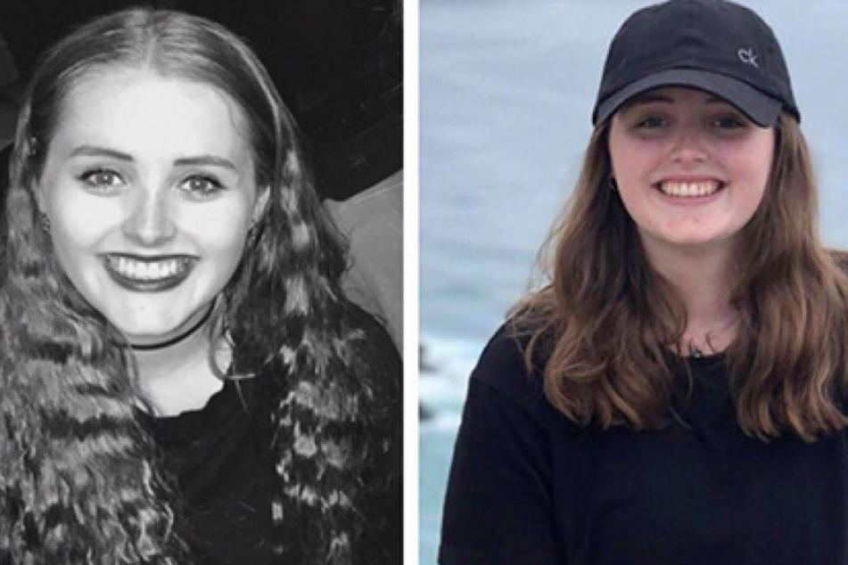Die 22-jährige Grace Millane wird seit Tagen vermisst. Ihr Bruder postete diese Bilder in den sozialen Netzwerken, um die Britin zu finden.