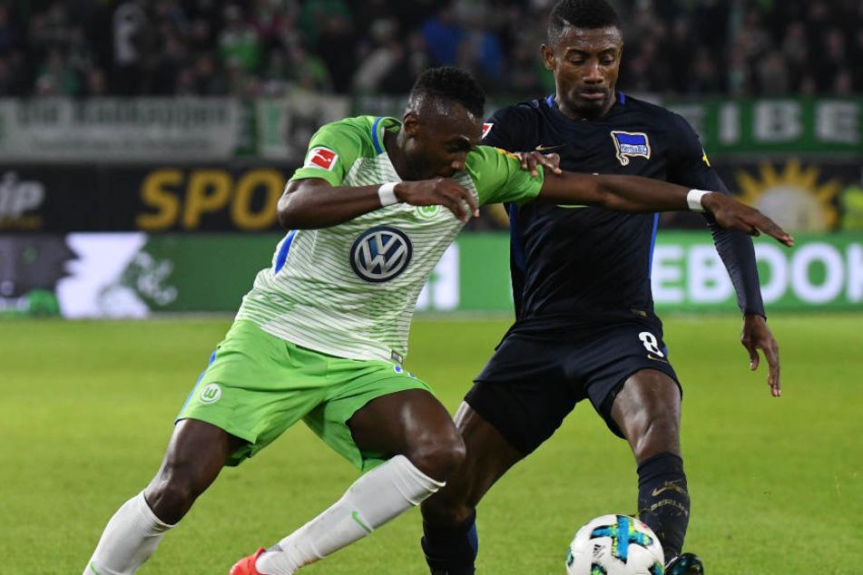 Hertha BSC empfängt den VFL Wolfsburg am Samstag zu einer ungewohnten Anstoßzeit.