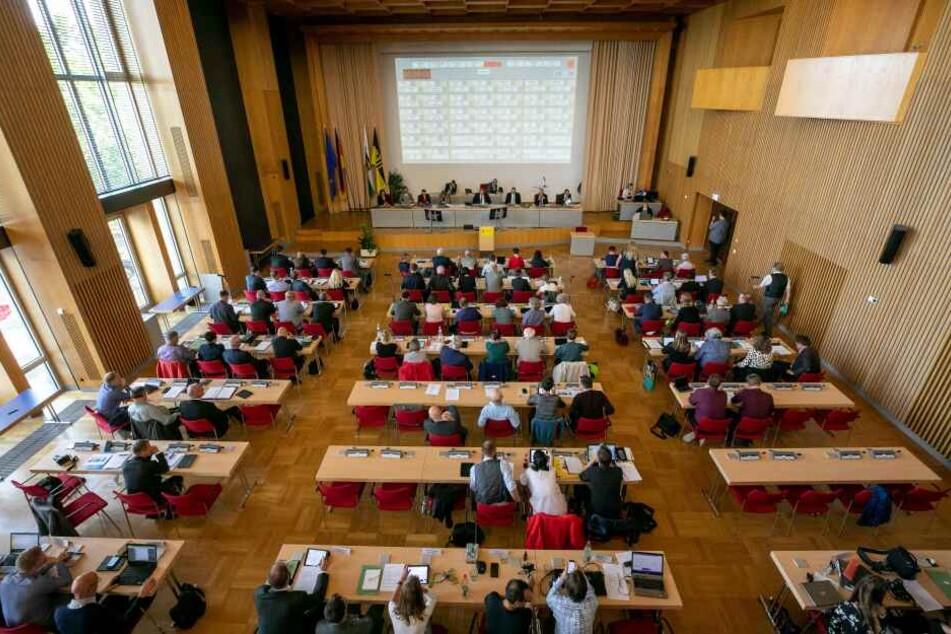 Dresden: Wegen Fraktionswechsel: Linke Ratsmehrheit vom Tisch