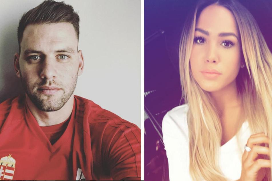 Fußballer Adam Szalai und Angelina Heger sollen sich bereits seit Monaten daten.