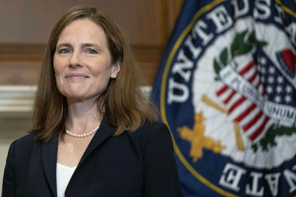 Judge Amy Coney Barrett is President Donald Trump's controversial pick to fill the vacant Supreme Court seat.