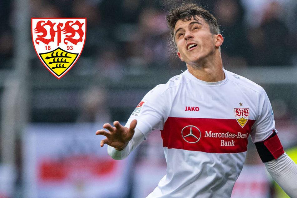 VfB Stuttgart vor Derby gegen KSC: Redet Marc Oliver Kempf sich die Schwaben-Krise schön?