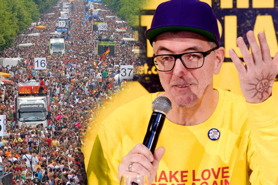 Berlin: Feiert die Loveparade bald ein Comeback?