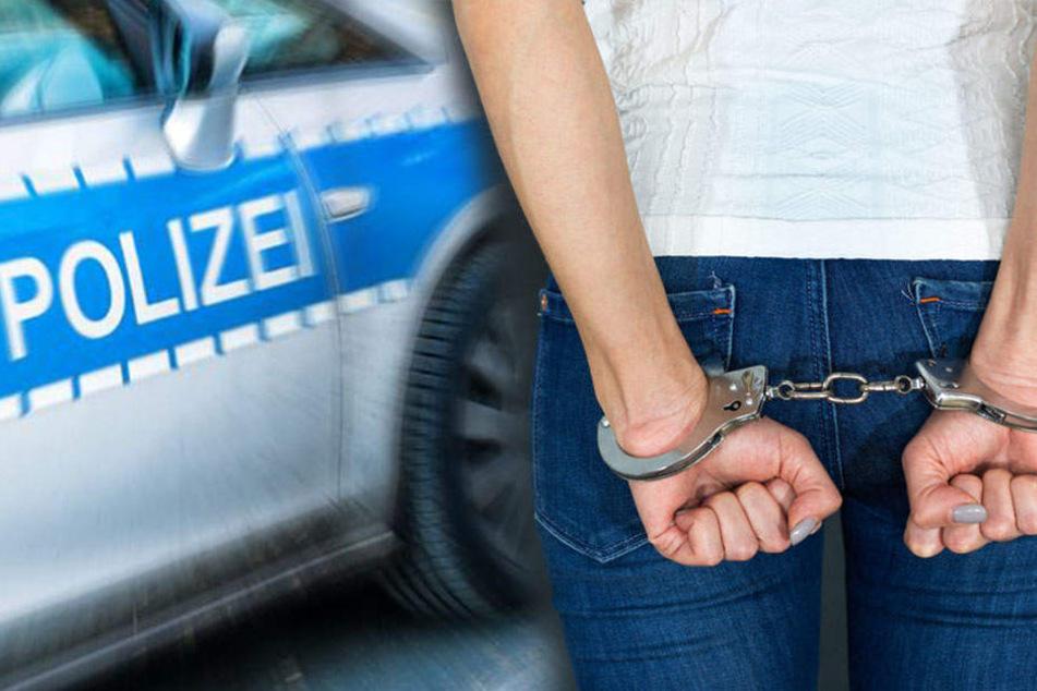 Die Frau wurde am Mittwoch festgenommen, sitzt jetzt in U-Haft (Symbolbild)