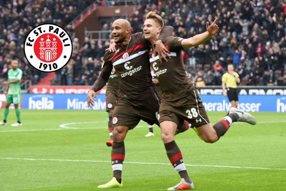 St. Paulis Sieg bringt den Spielern eine längere Winterpause