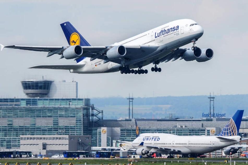 Nach einer knappen Stunde wurde der Flugbetrieb wieder aufgenommen (Symbolbild).