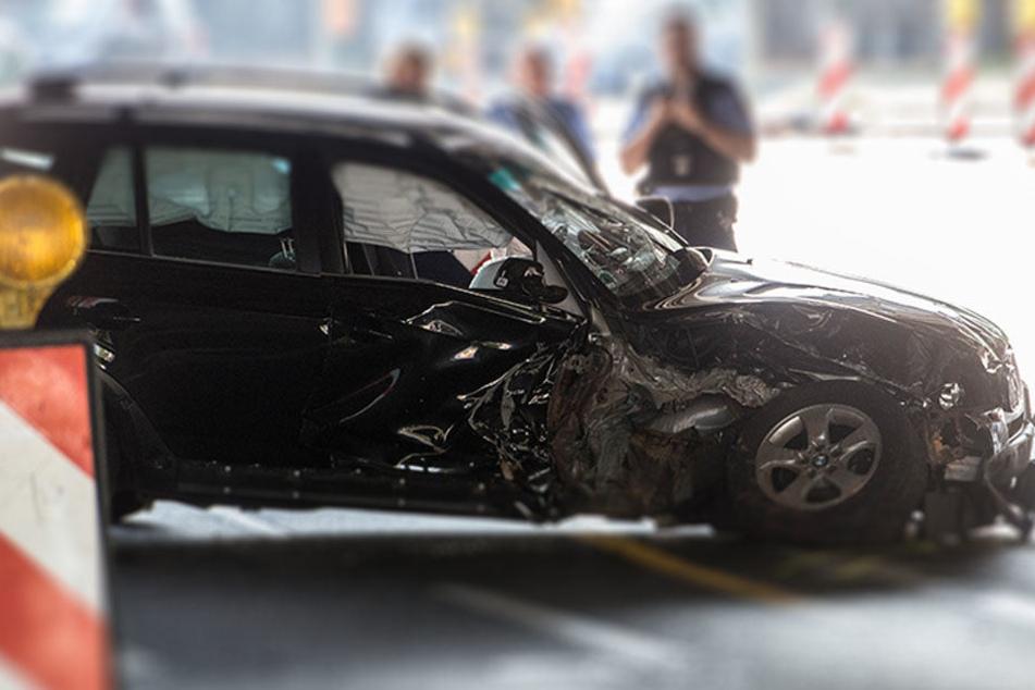 Raser, Telefonieren am Steuer oder Rot-Vergehen: Berlin ist Spitze in der Unfallstatistik. (Symbolbild)