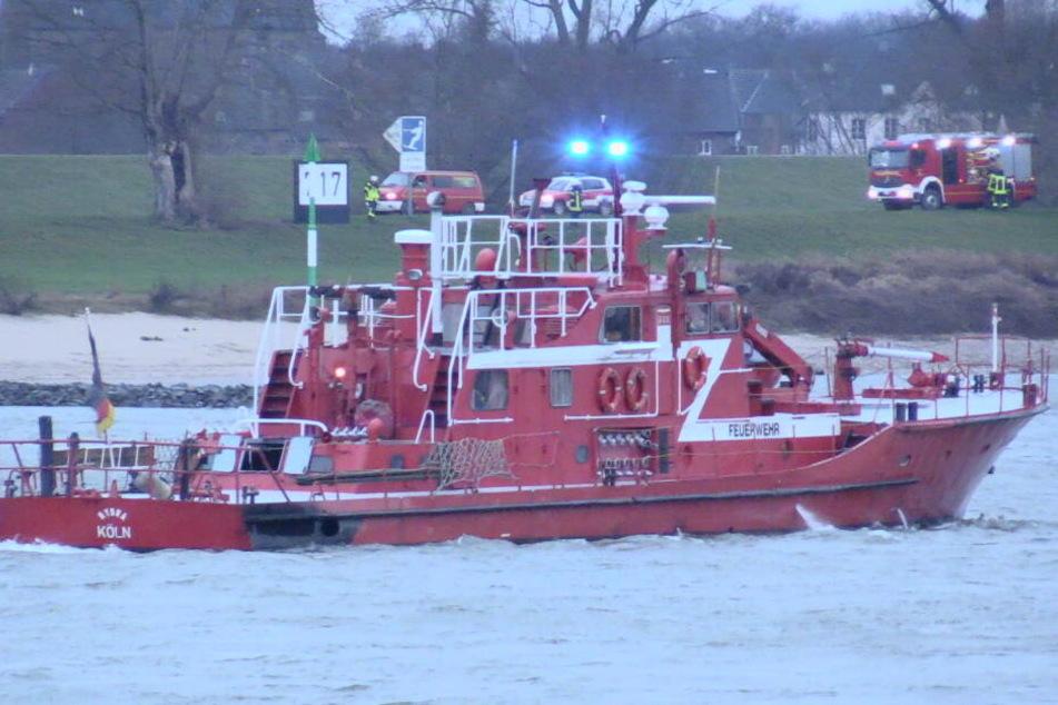 Zwei Schiffe krachen frontal ineinander: 2000 Liter Öl fließt in den Rhein
