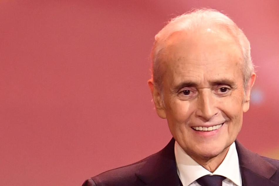 Maffay, Schöneberger, Klum: Promi-Auflauf bei der 25. José Carreras Gala