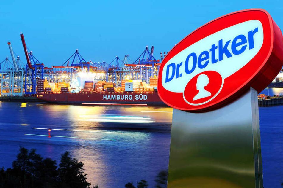 Die Reederei Hamburg Süd wird an das dänische Unternehmen Maersk verkauft.