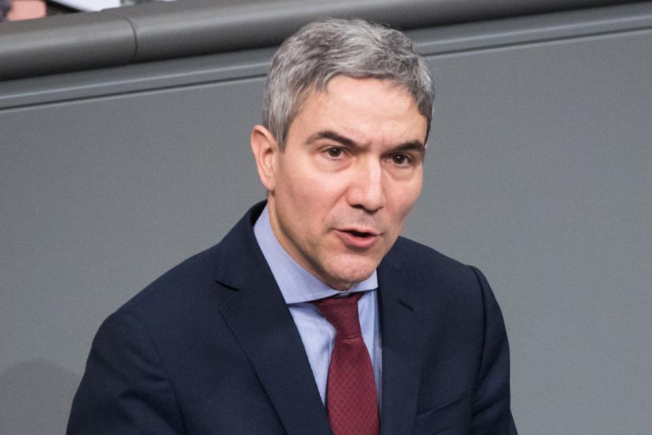 Stephan Harbarth (CDU) stellte klar, was er von der NPD hält.