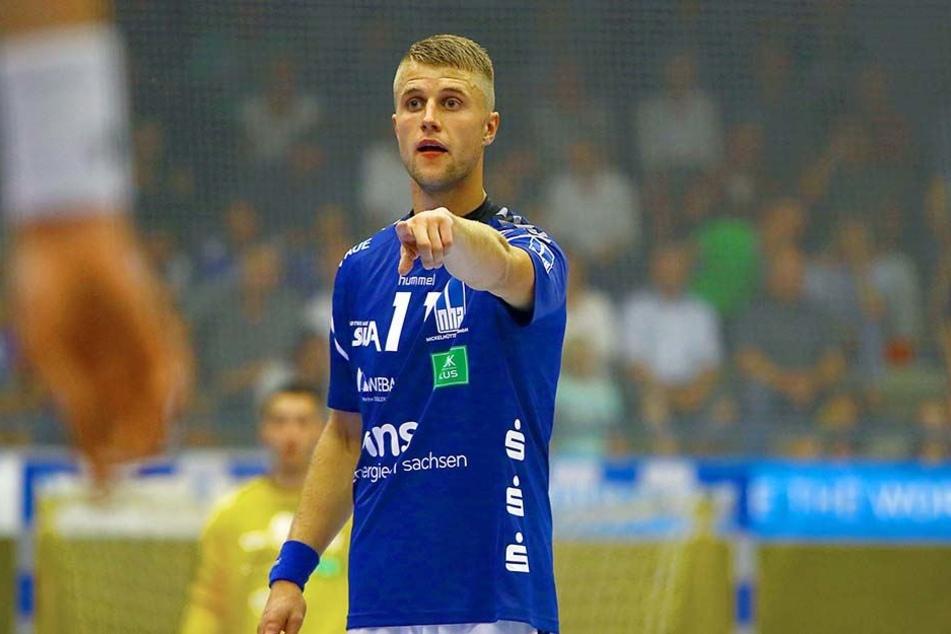 Benas Petreikis erzielte Aues letzten Treffer.