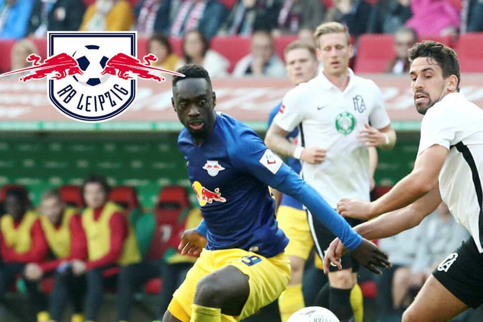 Schon wieder Augsburg! Das sagt RB Leipzig zur Pokalauslosung