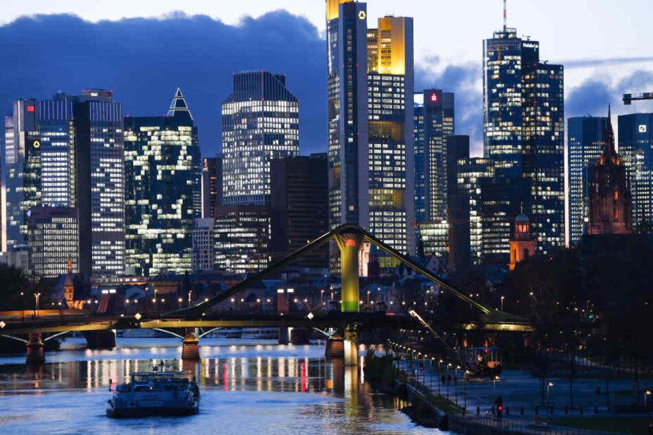 """Frankfurt ist den Briten anscheinend ein Dorn im Auge: Der """"Evening Standard"""" zieht über die deutsche Großstadt her. (Symbolbild)"""