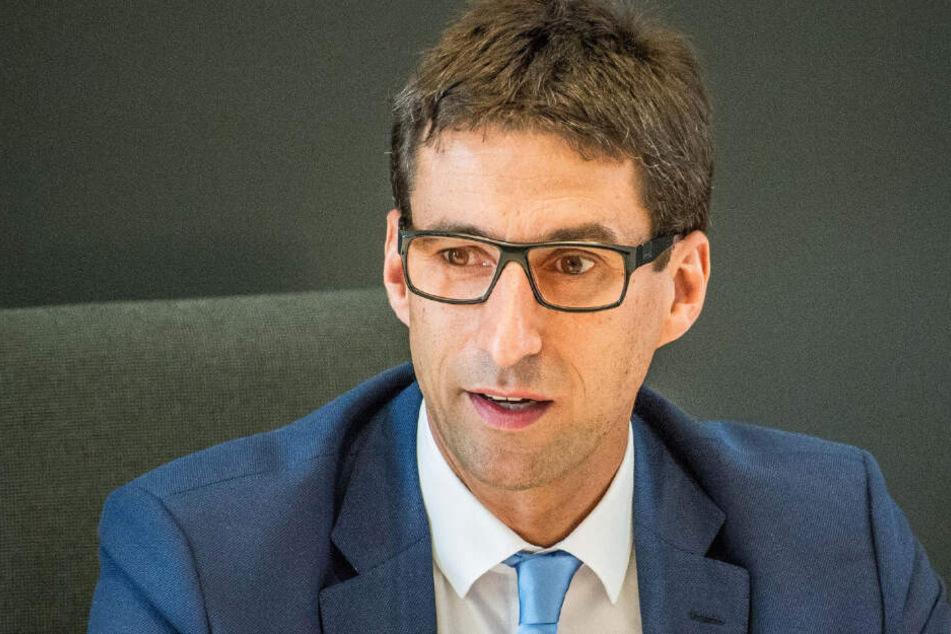 Schorndorfs Oberbürgermeister Matthias Klopfer (51, SPD) will VfB-Präsident werden.