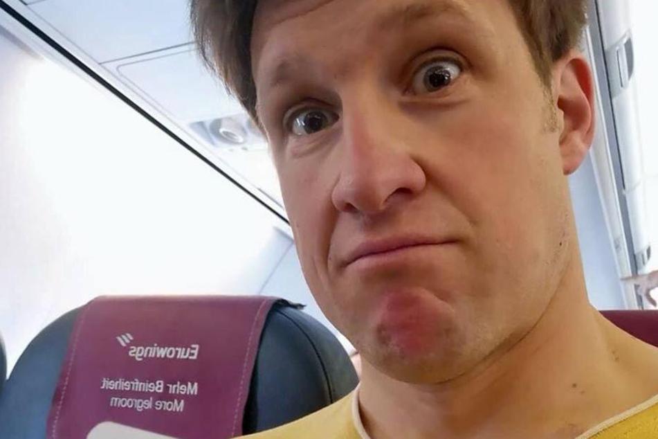 Schock! Notfall bei Matthias Steiner: Nur seine Frau konnte noch helfen