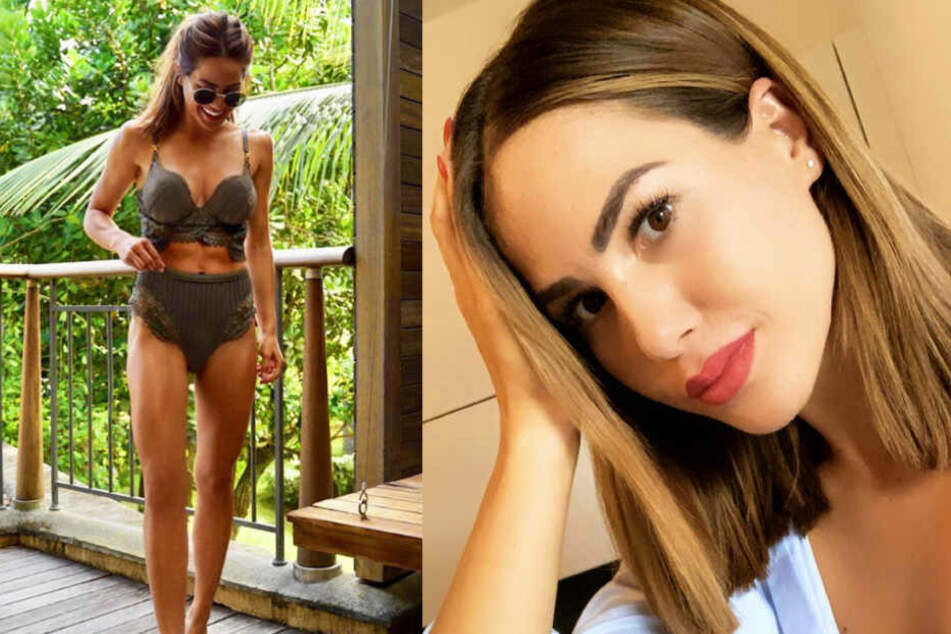 Angelina Heger (27) macht ihren Hatern eine klare Ansage.