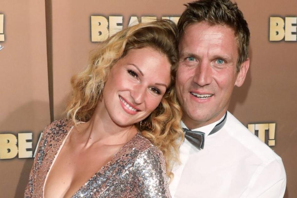 Janni Hönscheid (29) und Peer Kusmagk (44) haben zwei gemeinsame Kinder.
