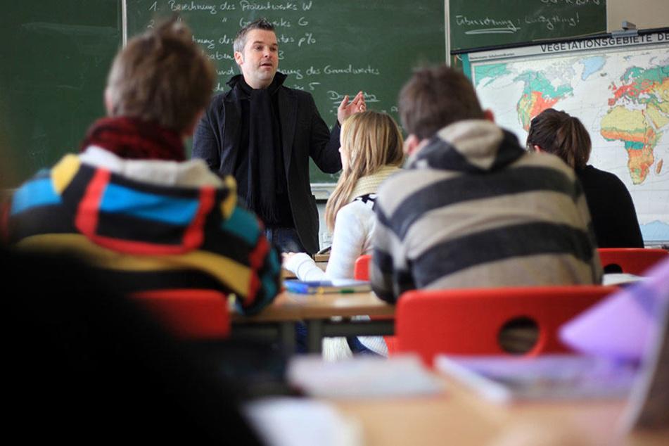 Bereits im Jahr 2025 soll es 8,26 Millionen Schüler in Deutschland geben.