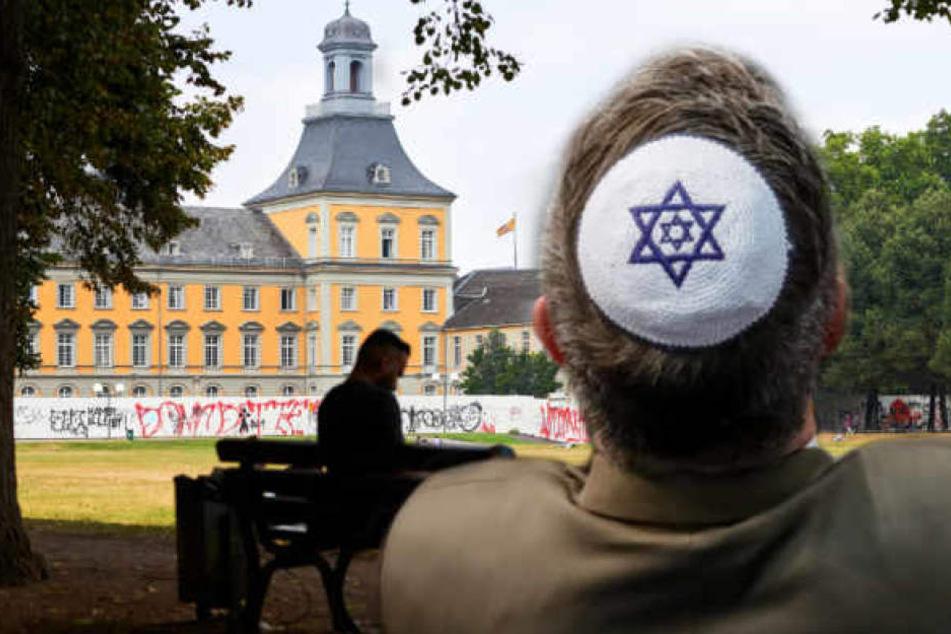 Erneut ist der 20-jährige Täter im Bonner Hofgarten auffällig geworden (Symbolbild).