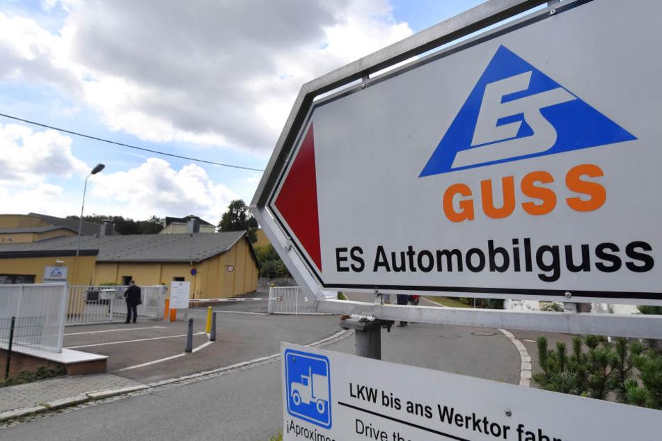ES Automobilguss in Schönheide liegt seit Jahren mit VW im Streit.