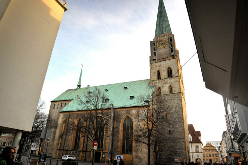 """In der Altstädter Nicolaikirche gibt es weihnachtliche Pop-Balladen von """"Groonphonik""""."""