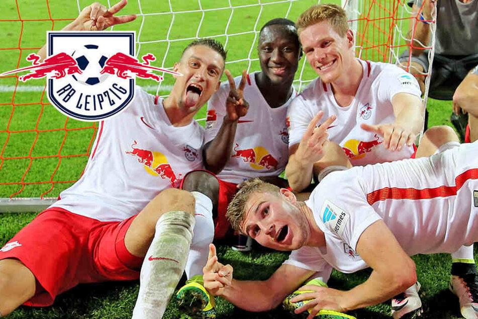 Entscheidung gefallen: RB Leipzig spielt in der Champions League!