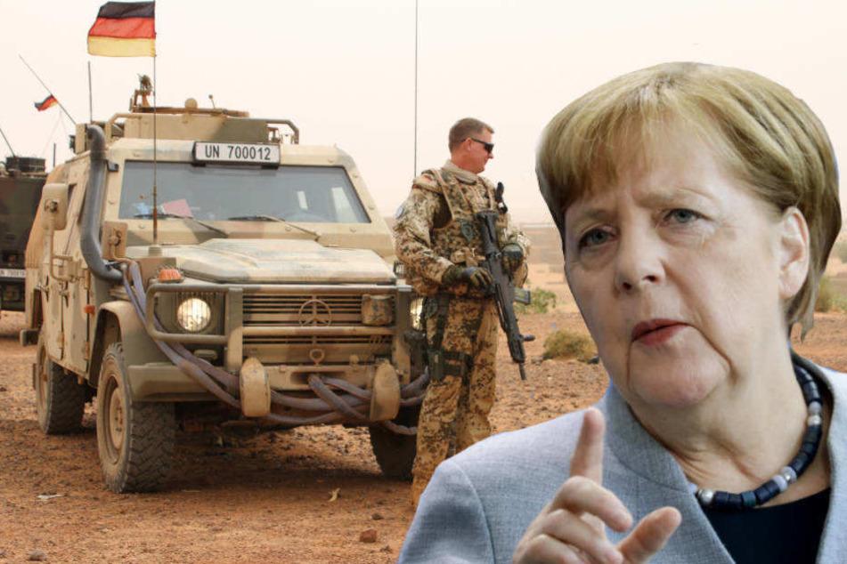 Groko plant Verlängerung von Bundeswehr-Einsätzen in Krisengebieten