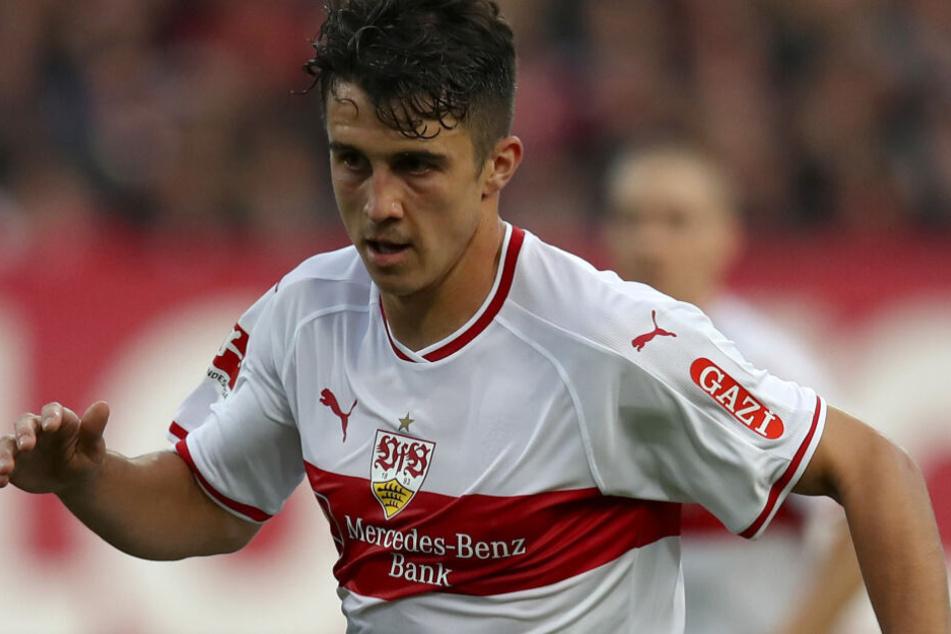 Noch im Trikot des VfB Stuttgart: Marc Oliver Kempf.