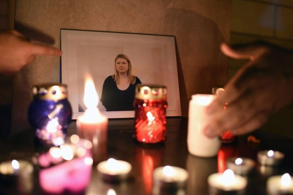 In der Ukraine trauert man um Jekaterina Gandsjuk.
