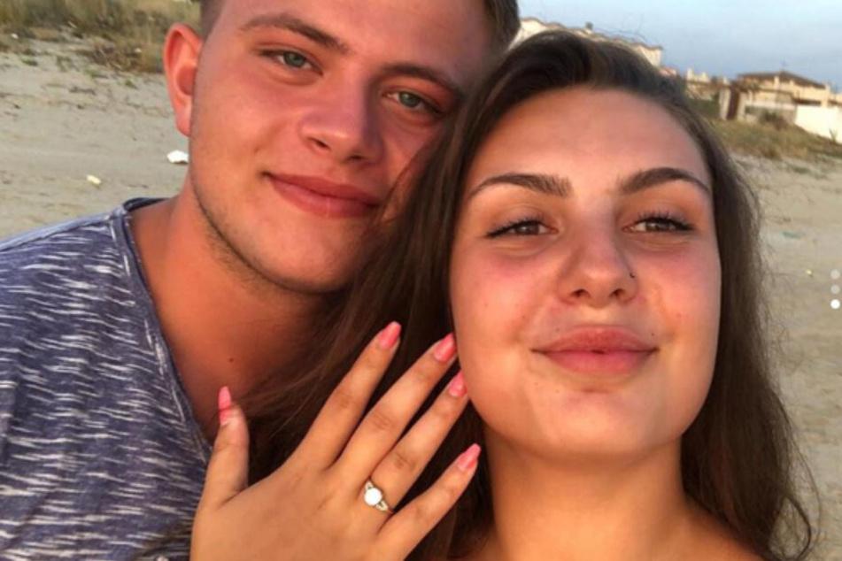 Für Sara Lombardi und ihren Freund Zino läuten bald die Hochzeitsglocken.