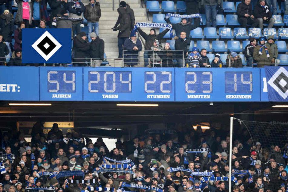 Zeit abgelaufen! Hamburger SV demontiert seine legendäre Bundesliga-Uhr
