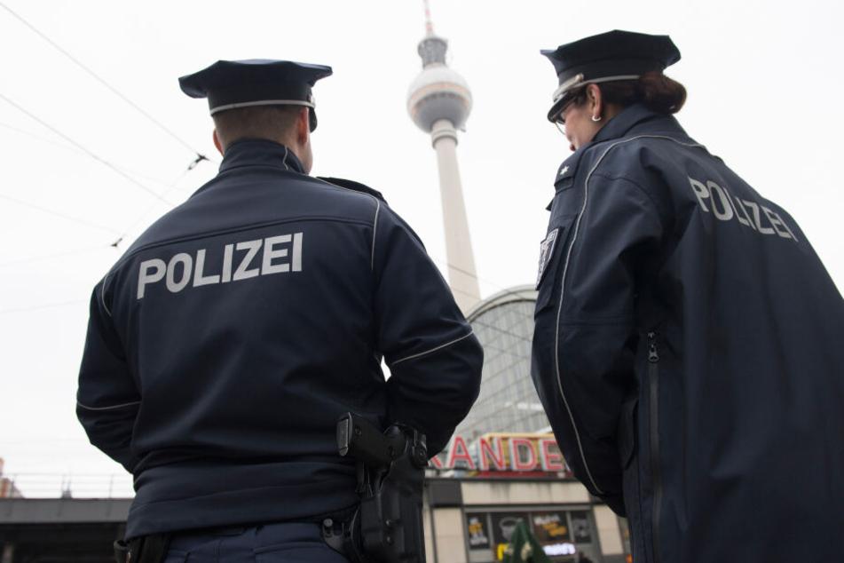 Gerade am Alexanderplatz soll die Polizei noch präsenter werden.