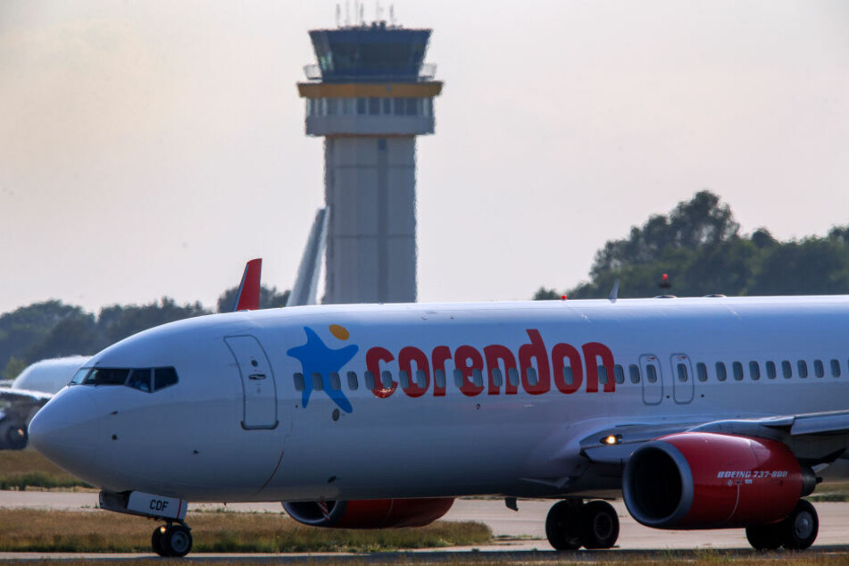 Die Corendon Europe soll die Flüge ausführen.