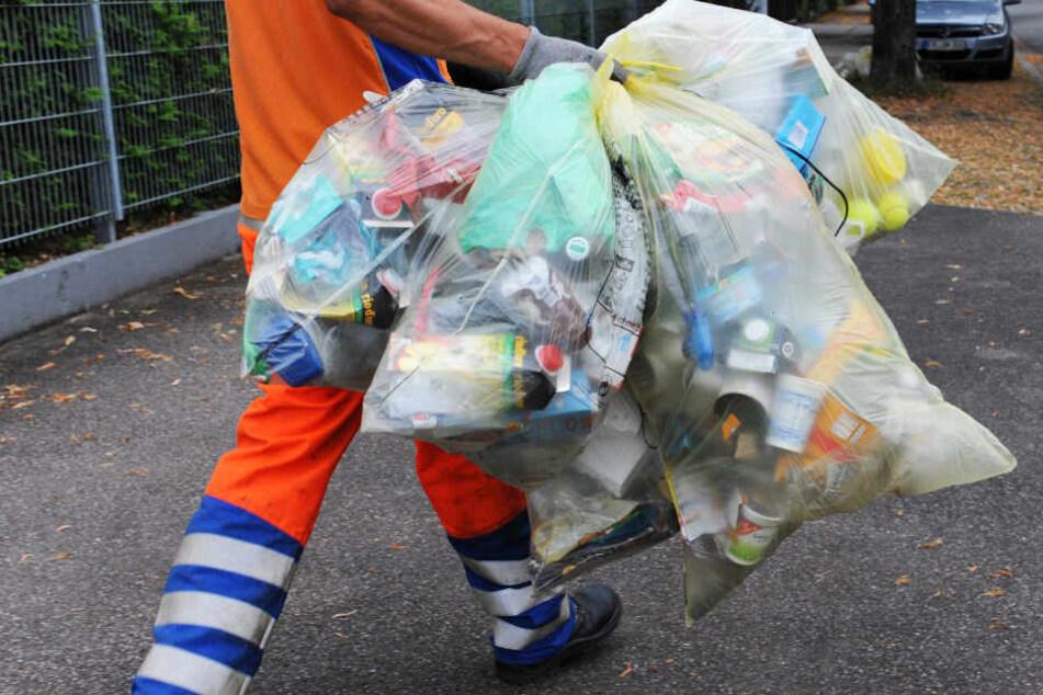 Müll und Abfall oder vielmehr die Entsorgung sorgen im Stadtrat für Ärger. (Symbolbild)