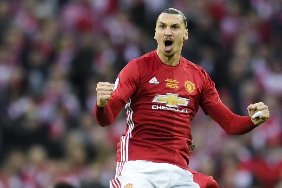 Anderthalb Saisons spielte der Schwede bereits für Manchester United. Wird das Old Trafford bald wieder sein zu Hause?