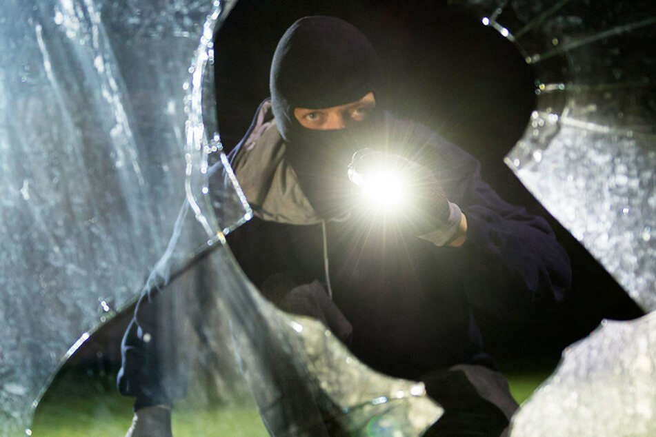 Die vier Einbrecher konnten in der Nähe des Tatortes festgenommen werden. (Symbolbild)