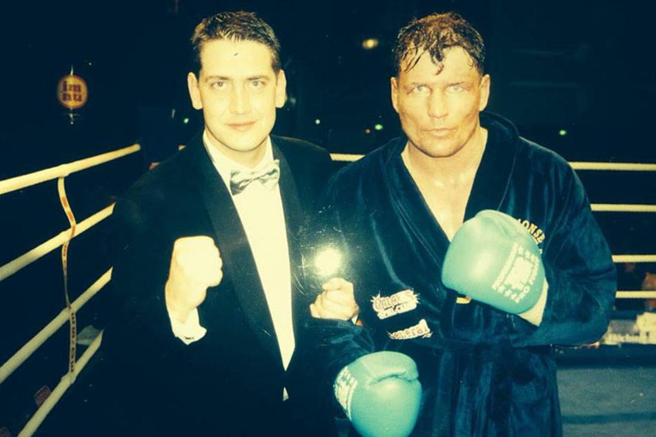 Der SES Boxstall trauert um den ehemaligen Profi-Boxer René Monse aus Magdeburg.