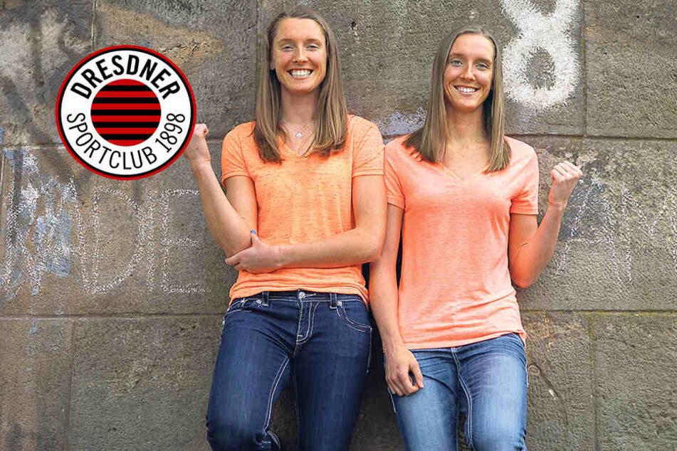 Rückkehr nach zwei Jahren: US-Girl Kadie greift wieder für Dresdner SC an