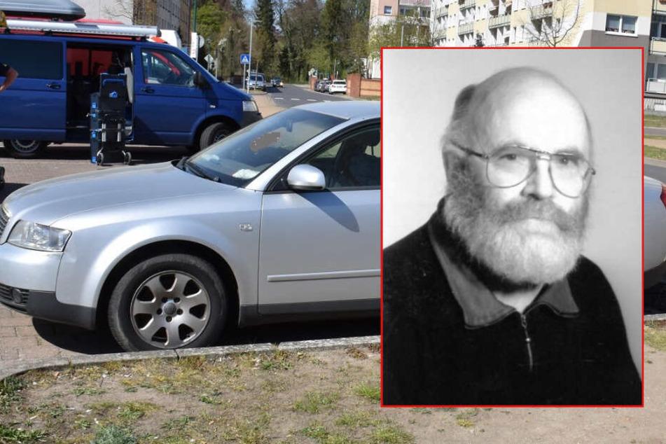 Mann tot auf Parkplatz gefunden: Polizei setzt Belohnung für Hinweise aus