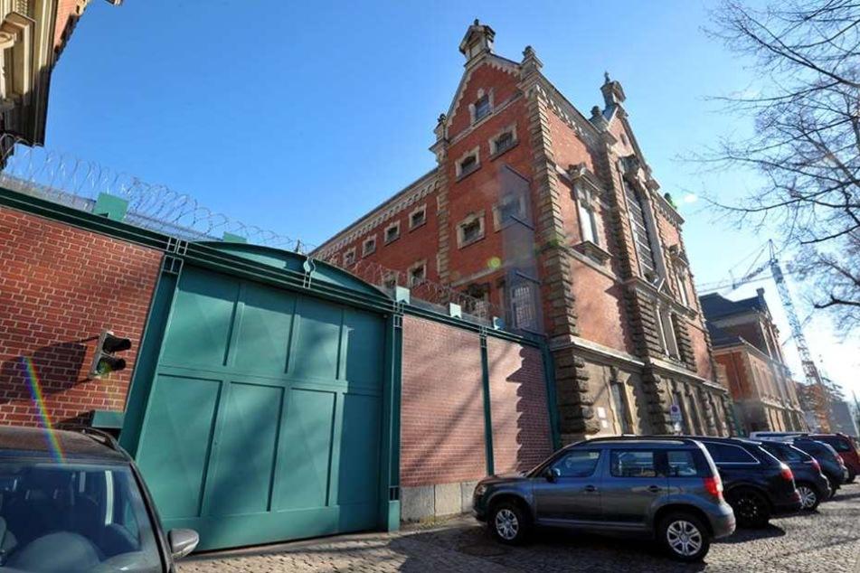 Der alte Knast in Zwickau: Über eine spätere Weiterverwendung wird schon  jetzt spekuliert.