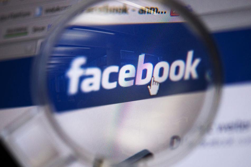 """Auf Facebook konnte man gezielt """"Judenhasser"""" ansprechen."""