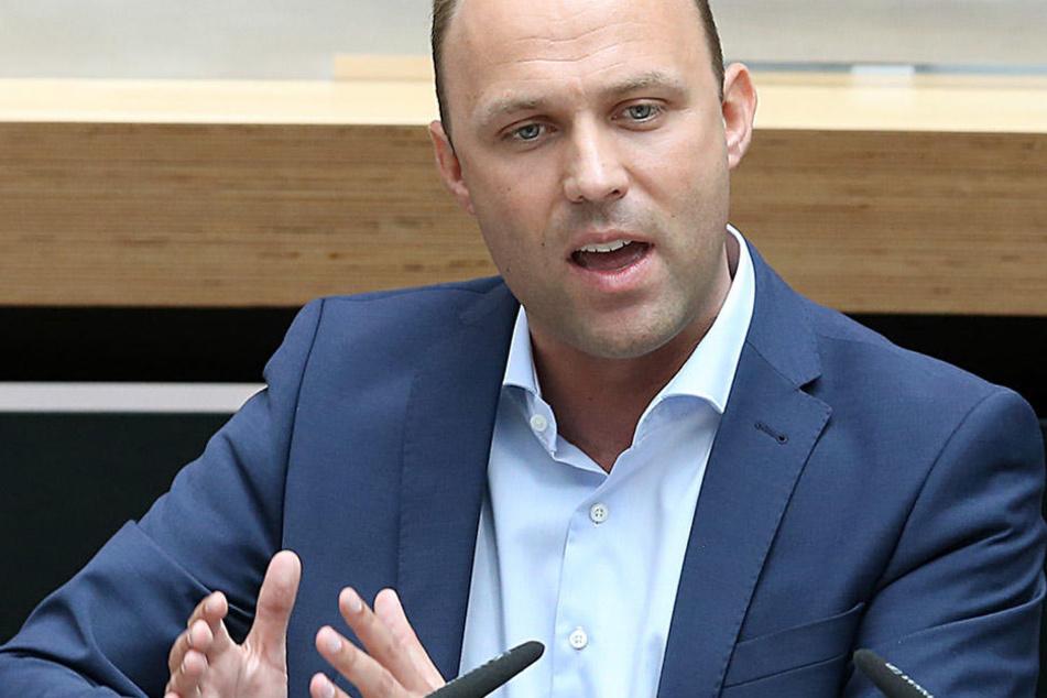 FDP-Fraktionsvorsitzender Czaja bieten die aktuellen Zahlen idealen Spielraum für den Volksentscheid.