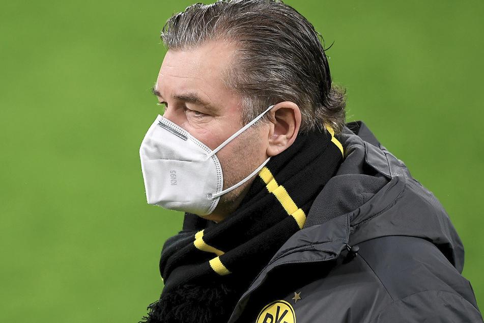 Er wird beim BVB aufhören: Sportdirektor Michael Zorc (58).