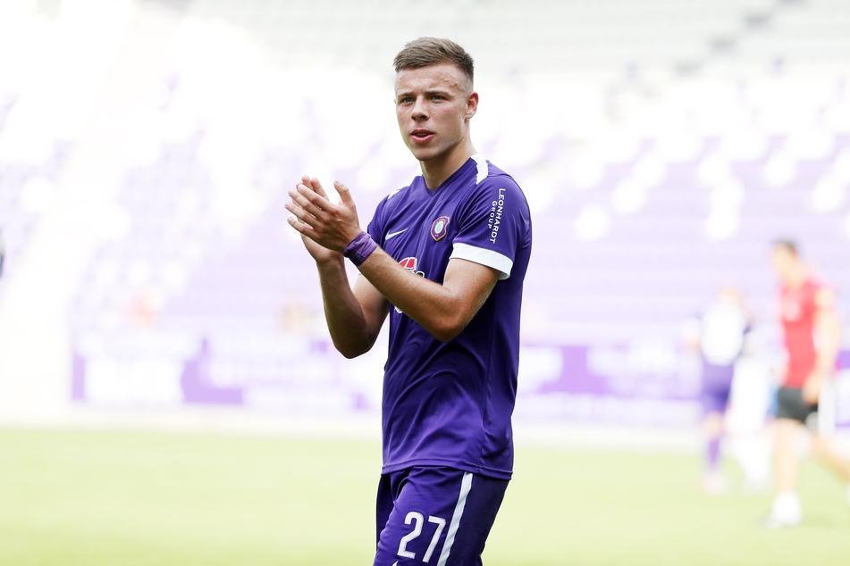 Njegos Kupusovic wird Aue auch im Sommer verlassen.