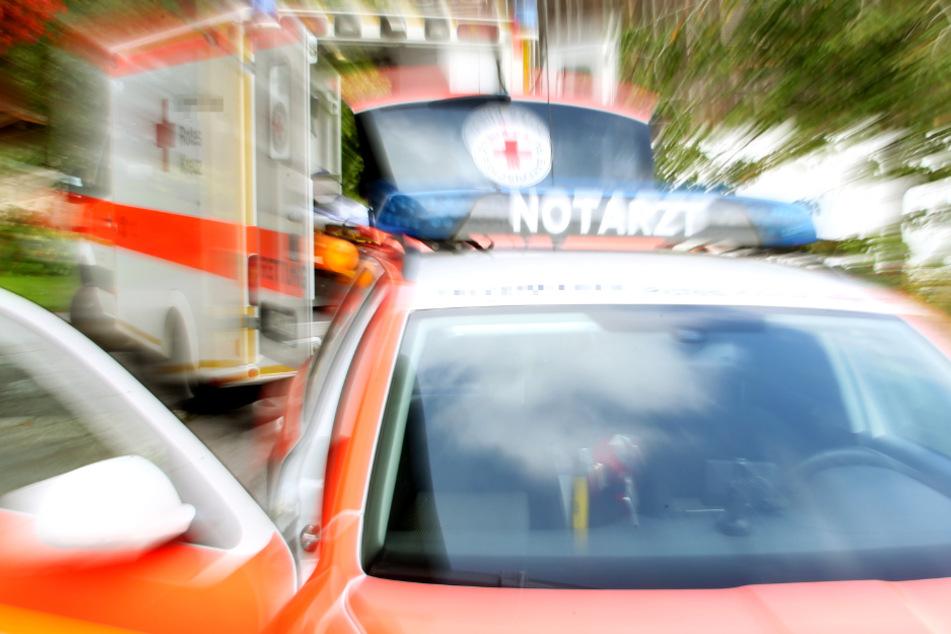 Autofahrer will überholen und rammt Radfahrer: Tödlicher Unfall bei Fulda